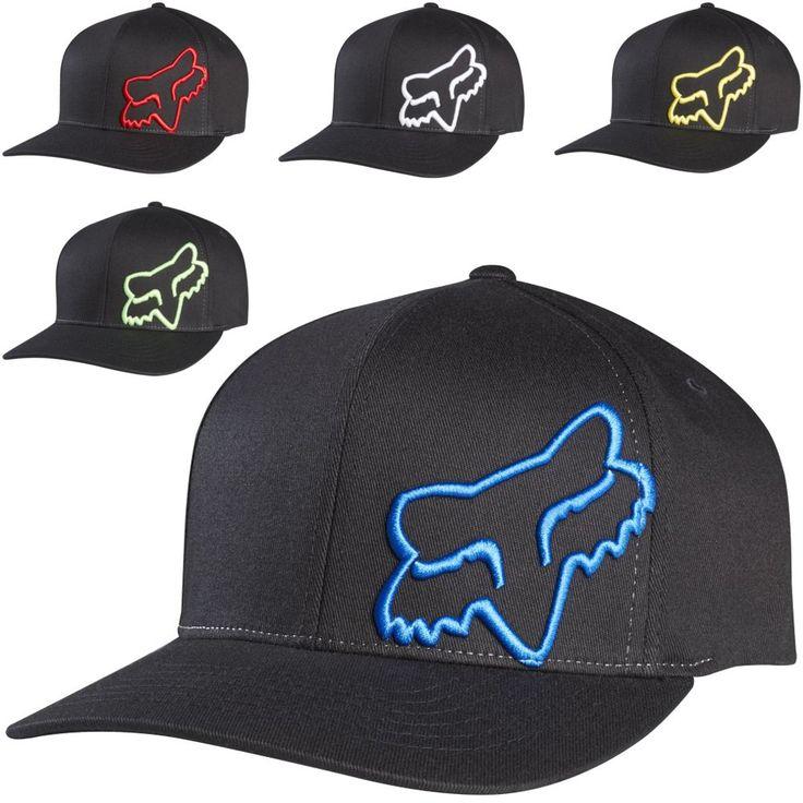 top fashion 4d62f 55d93 ... germany fox racing mens flex 45 legacy flexfit fitted cap mx motocross  moto hat 9a9ed 4a2fd ...