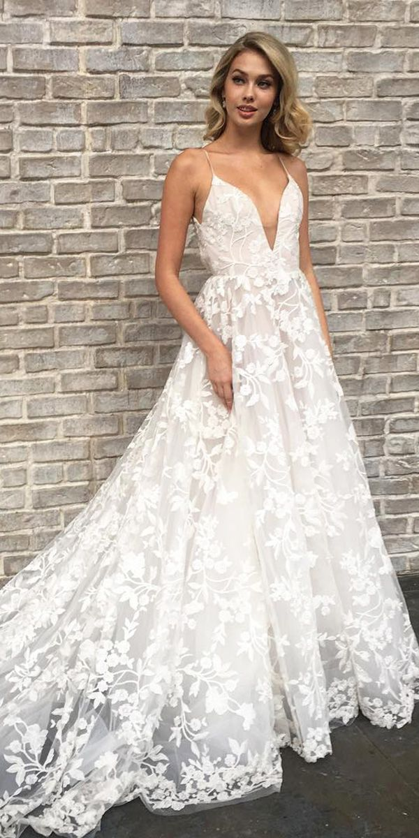 15 Hayley Paige Marriage ceremony Attire For A Romantic Bride