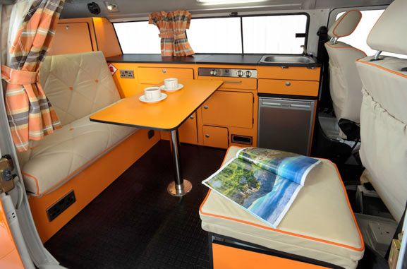 Danbury Motor Caravans don't only do the traditional Type 2, they ...
