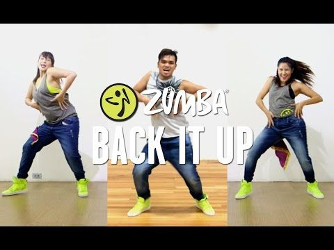Back It Up | Zumba Fitness | Live Love Party - YouTube  60 mins of zumba, 238 calories, 11/20/15