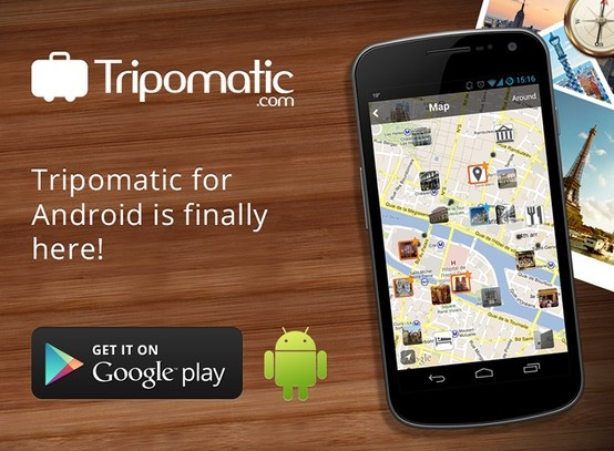 Tripomatic for Android is out! Plan your trip to 40.000+ attractions in over 300 destinations. Get it now from Google Play: play.google.com/...