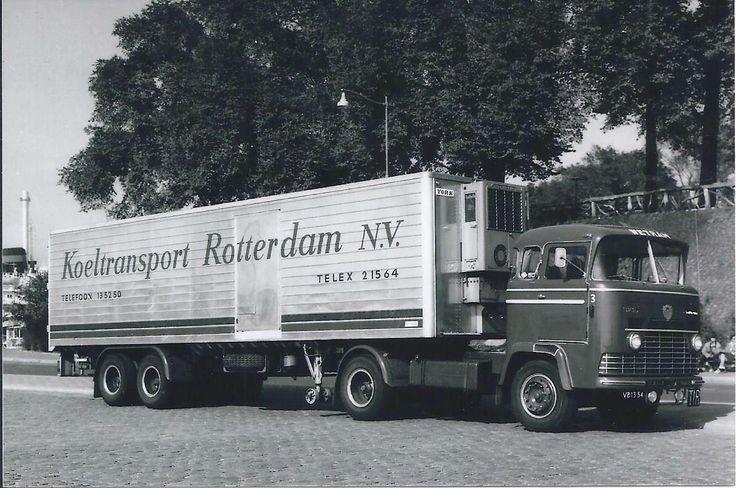 Koeltransport Rotterdam