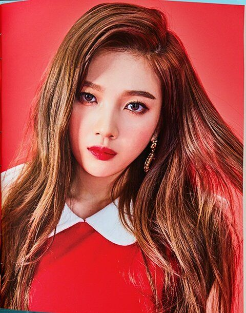 Red Velvet JOY  조이 레드벨벳 2017 ROOKIE teaser #irene #seulgi #wendy #yeri