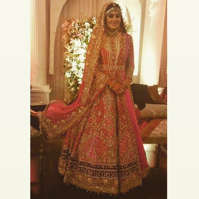 #Beautiful #sister #wedding #winter #fashion #love #blessing #Alixeeshan #signature #Bride #Lahore #London