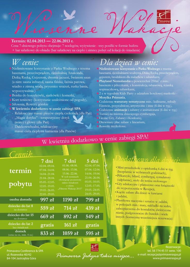 spring leaflet :)
