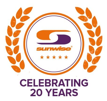 2016 sees Sunwise celebrate it's 20th anniversary! Read the Sunwise story: https://sunwise.co.uk/about-sunwise-sunglasses/ #sunwise #20years #sunwiseis20
