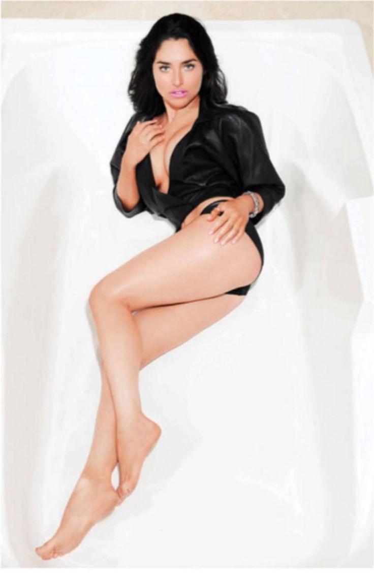 La Chica de As | La actriz mexicana Wendy González ha participado en numerosos programas de televisión y telenovelas. Para cuidar su figura hace fitness y practica running.