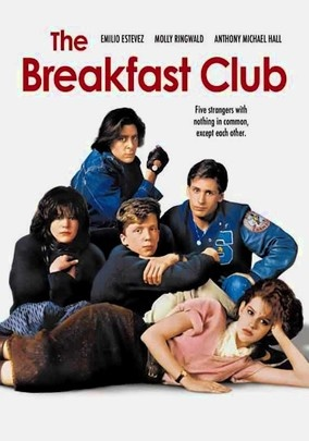 The Breakfast Club (1985) In writer-director John Hughes's seminal 1980s Brat Pack