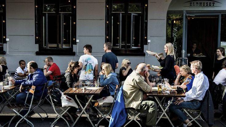 Full fyr på Grünerløkkas gullkyst - osloby
