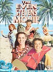 The Even Stevens Movie by Shia LaBeouf Christy Carlson Romano Tim Meadows To 786936281378 | eBay