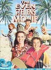 The Even Stevens Movie by Shia LaBeouf Christy Carlson Romano Tim Meadows To 786936281378   eBay