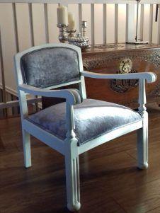 M s de 1000 ideas sobre sillas de terciopelo en pinterest - Estilos de sillas antiguas ...
