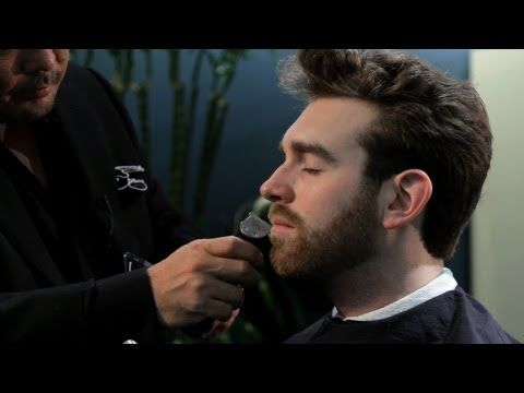 How to Trim Your Beard | Shaving Tips - YouTube