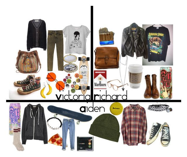 """""""the stones"""" by newbourn on Polyvore featuring Isabel Marant, Converse, Monki, Timberland Boot Company, Warehouse, Boomerang, Givenchy, Cutler and Gross, Schott NYC and Cheap Monday"""