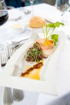 Gastronomie à l'Auberge La Montagne Coupée, St-Jean-de-Matha, fier membre du Réseau Hôtellerie Champêtre