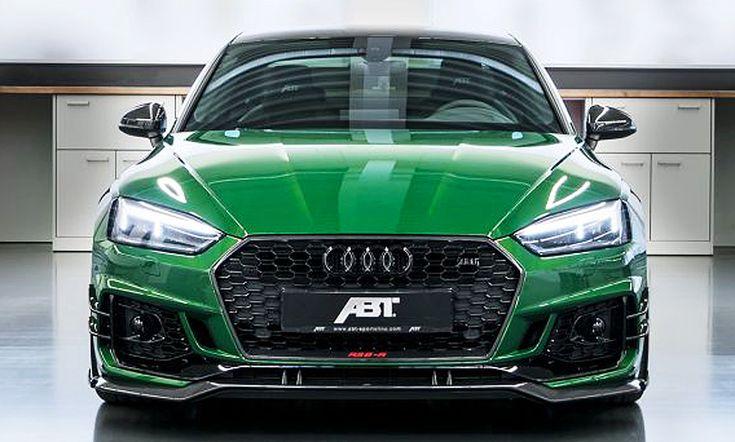 Mit dem Abt RS5-R präsentiert der Tuner auf dem Genfer Autosalon 2018 (8. bis 18. März) ein wahres Highlight. Alle Infos zum grünen Sportler!