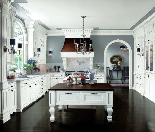 159 Best Images About White Kitchens On Pinterest