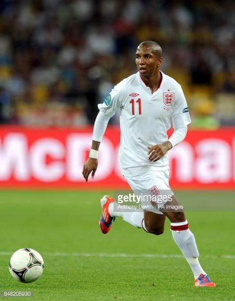 England's Ashley Young