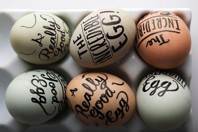 5 recepten met ei voor Pasen - Uit Pauline's Keuken