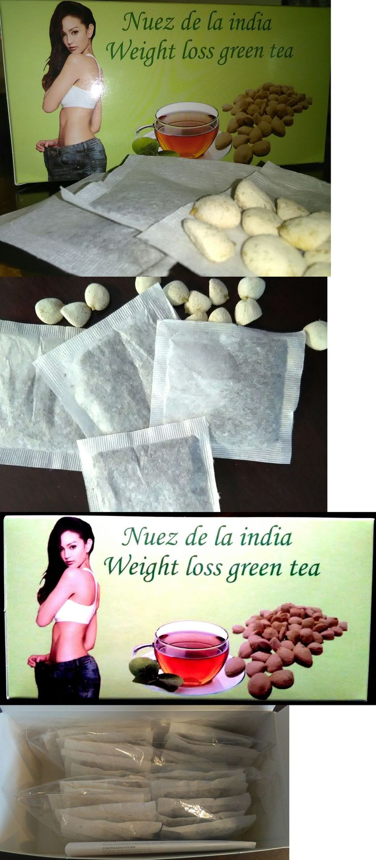 Weight Loss: Nuez De La India Tea (30 Bags) 100% Te Original,Weight Loss,Diet Seed,Indian Nut -> BUY IT NOW ONLY: $17.05 on eBay!