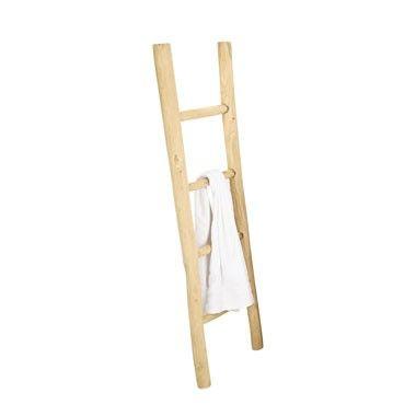 Decoratieve ladder teak