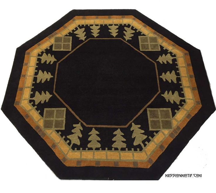 46 Best Arts & Crafts Style Rugs Images On Pinterest