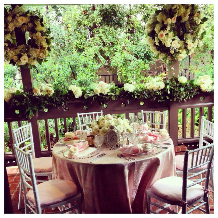 An Beautiful Reception Planned By Celebrity Wedding