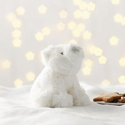 MIni Ralph Polar Bear | Christmas | The Little White Company