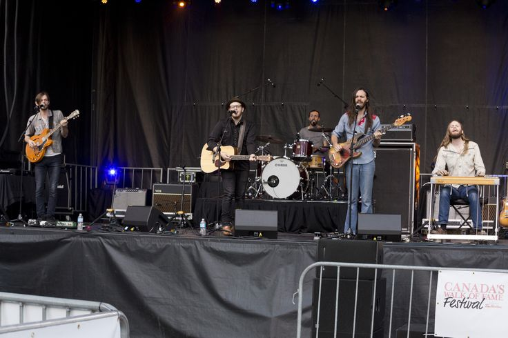 The Treasures at the 2014 Canada's Walk of Fame #Festival - David Pecaut Square. barryroden.com