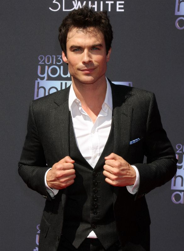 Ian Somerhalder Too Old For Fifty Shades Of Grey As 'Casting Call' Asks For Younger Lead Role? http://sulia.com/channel/vampire-diaries/f/e1eb9089-323f-4f3f-8aab-bd4ec88c7094/?