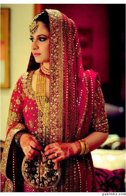 Pakistani Bride, via @jaskular
