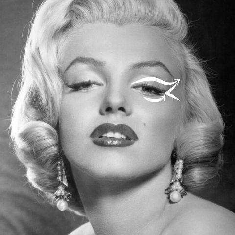 Marilyn Monroes Beauty-Geheimnisse, direkt von ihrem Maskenbildner Allan White …   – Makeup