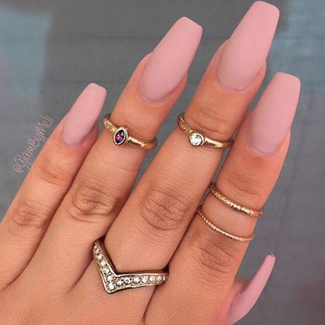 25 best ideas about light pink nails on pinterest light Fashion style and nails facebook