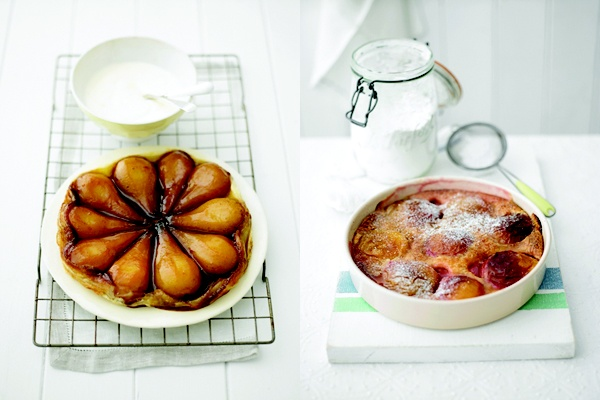 Two easy, tasty puddings using summer fruits | News | Lorraine Pascale