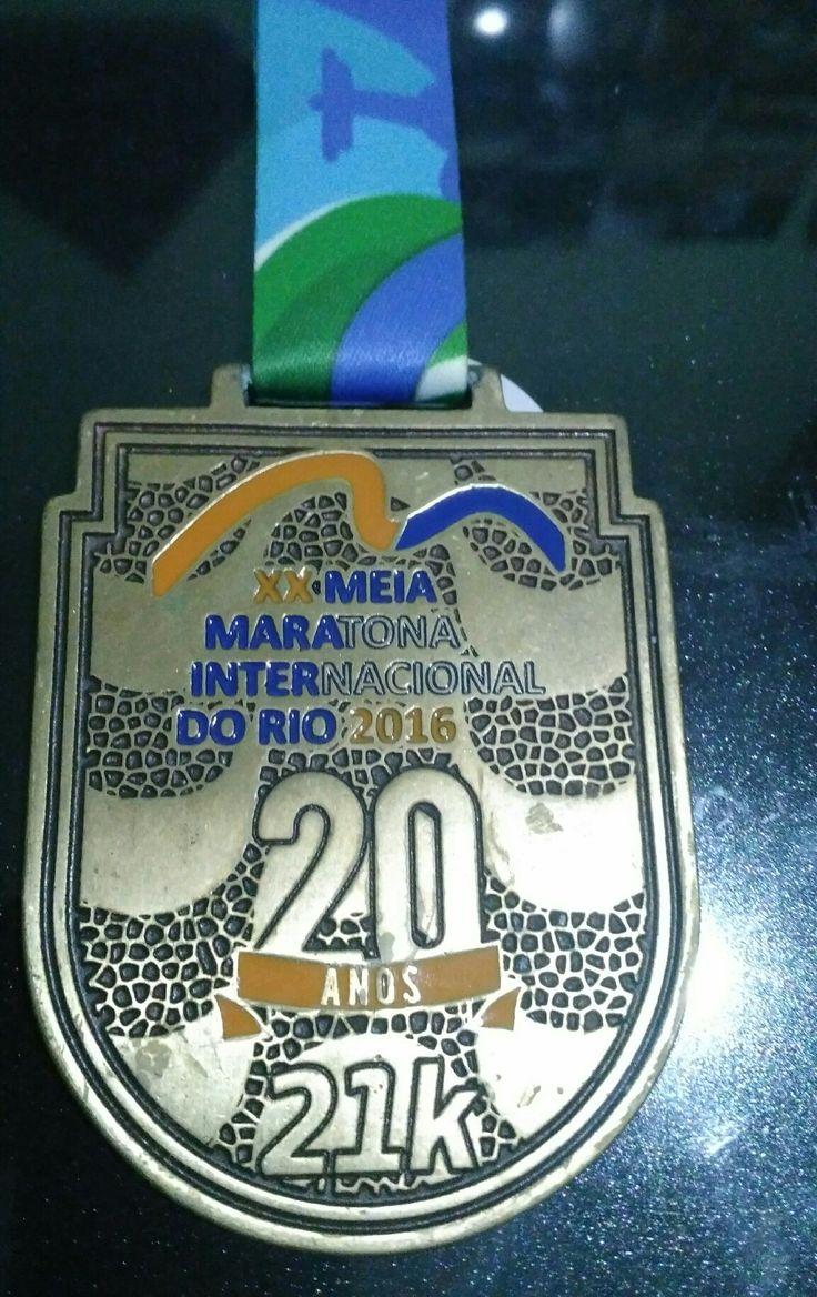 Meia Maratona Rio de Janeiro 2016