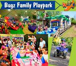 Bugz Family Playpark is one of the best family attractions in Cape Town. It is the largest playpark in Western Cape and has a huge outdoor playground and a magnificent indoor play area. Bugz Playpark is the most popular kids party venue in Cape Town, with 5 delightful outdoor venues and 7 indoor.