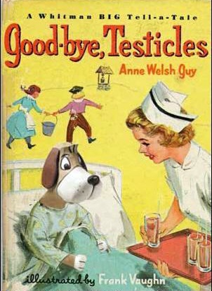 Can't believe this is really a book! Like share and repin! #A horrifying children's book - LMAO