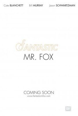 Fantastic Mr. Fox (2009) movie #poster, #tshirt, #mousepad, #movieposters2