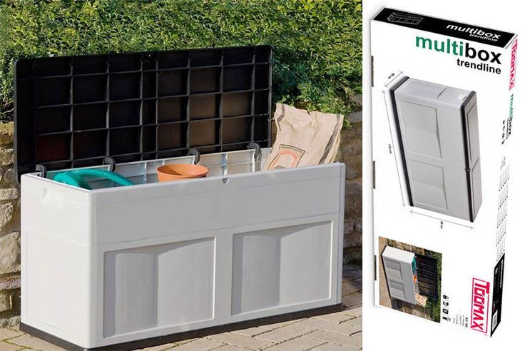 Large Garden Storage Box