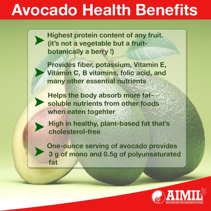 #HealthTip : #Avocados are packed with #disease-fighting #antioxidants. Find out how #eating this #delicious food will #benefit your #health.