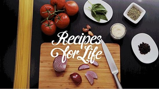 Recipes for life by Jose Hernandez
