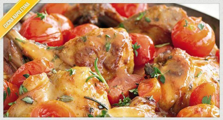 Ricetta Coniglio all'Ischitana | Cucinare alla napoletana