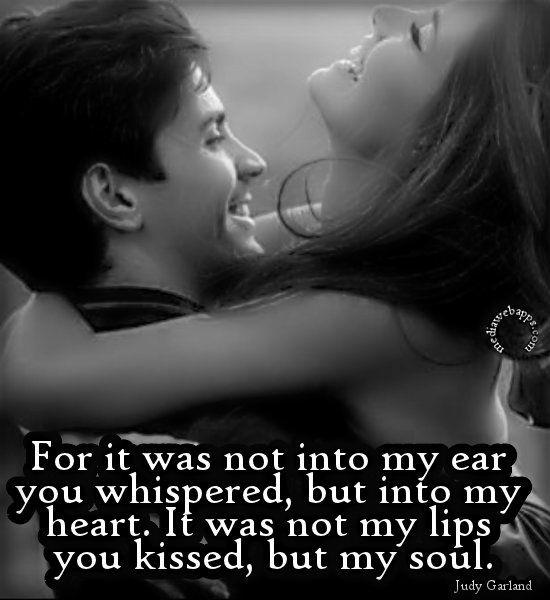 Love Romantic Quote