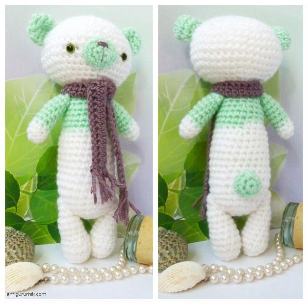 Amigurumi Gummy Bear : 17 beste afbeeldingen over Crochet Bears op Pinterest ...