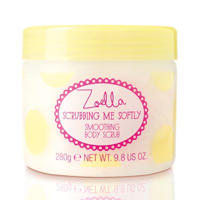 Zoella Beauty Tutti Fruity Scrubbing Me Softly Smoothing Body Scrub 280g - The best way to be summer-ready is to have the softest skin going...time to scrub up! #feeluniquemagpies