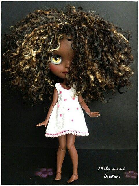 Custom Blythe by Mila Mami
