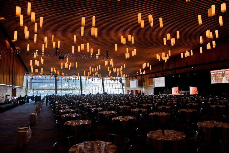 Convention Center Ballrooms | LMN Architects