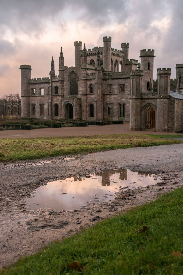 A trip to Lowther Castle? Yes please!