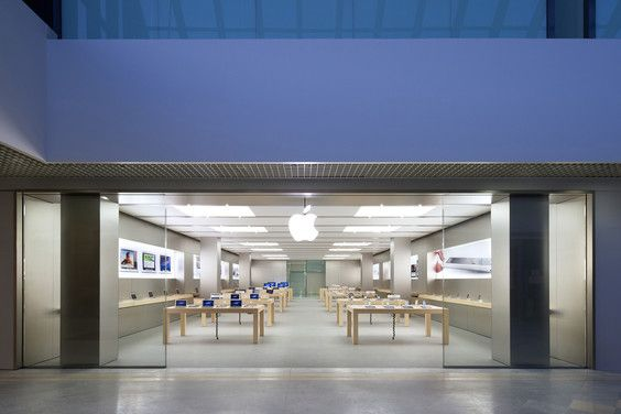 Apple Store - Parly 2
