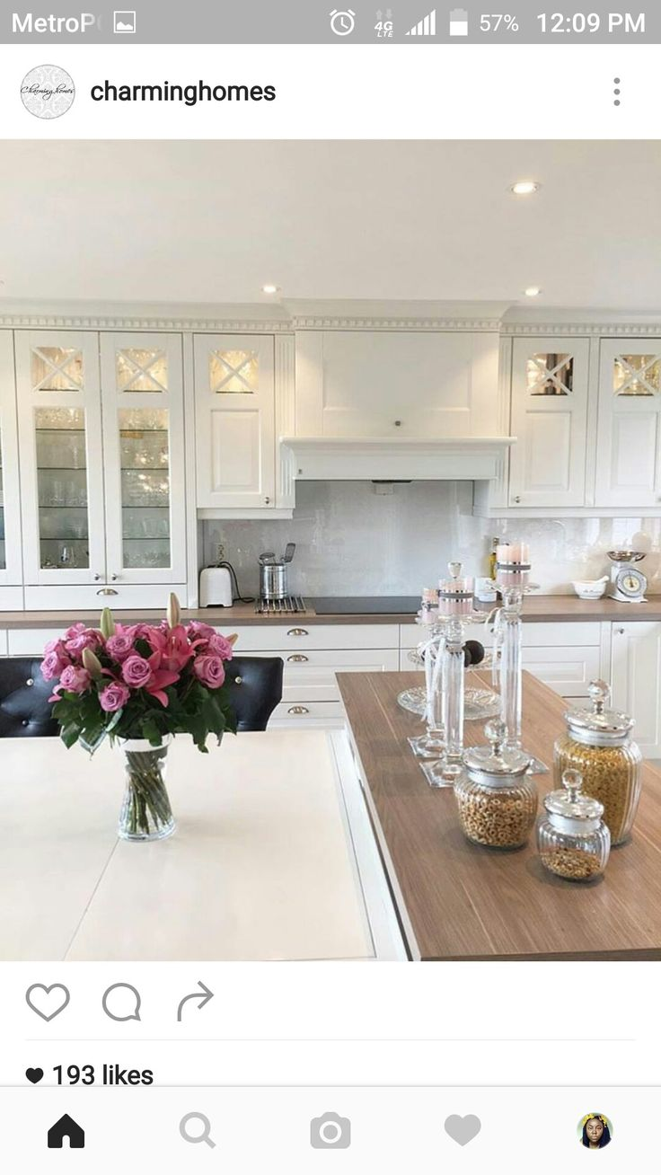 Luxury kitchens by clive christian interior design inspiration eva - 47 Best Kitchen Images On Pinterest Modern Kitchens Dream Kitchens And Kitchen
